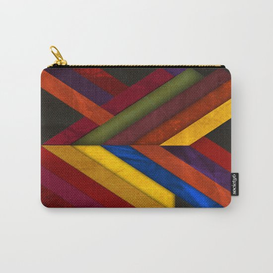 Abstract #279 Carry-All Pouch