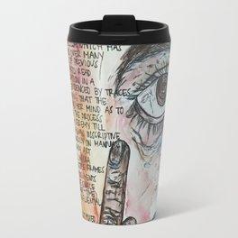 Notes Travel Mug