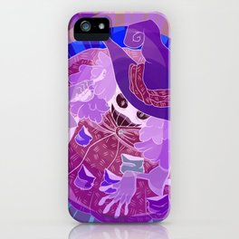 Negative Witch iPhone Case