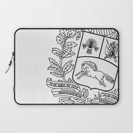 Escudo Venezuela - Trinchera Creativa Laptop Sleeve