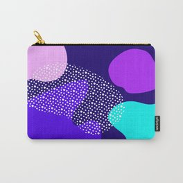 Darkness abstract pattern Carry-All Pouch