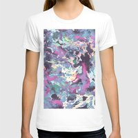 celestial T-shirts featuring Celestial by Wendy Ding: Illustration