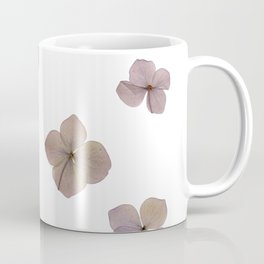Pastel Hydrangea Coffee Mug