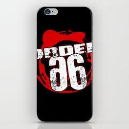 Order 66 iPhone Skin