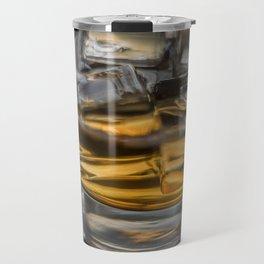 Scotch on the Rocks Travel Mug
