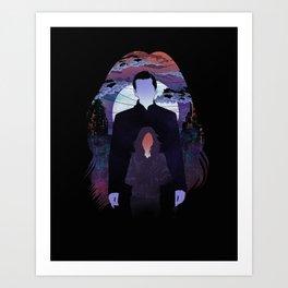 Alias Investigation Art Print