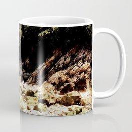 Rocky Beach Coastline Coffee Mug