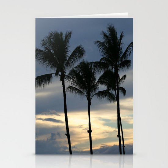 Maui: Sunset Stationery Cards