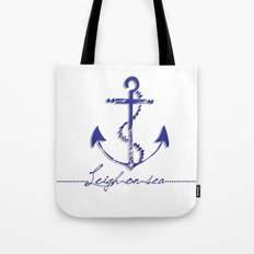 anchor of leigh Tote Bag