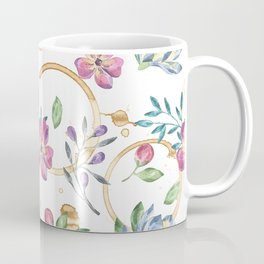 Coffee On The Table Cloth Coffee Mug