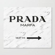 PradaMarfa Canvas Print
