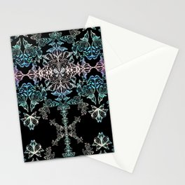 MIDNIGHT BUTTERFLY Stationery Cards