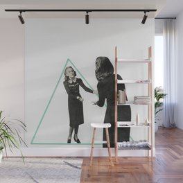 Parallel Worlds Wall Mural