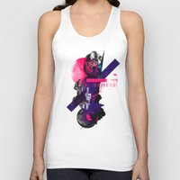 fullmetal alchemist Tank Tops featuring Alchemist Geometry by Largetosti
