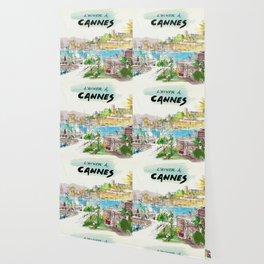 Winter In Cannes Wallpaper