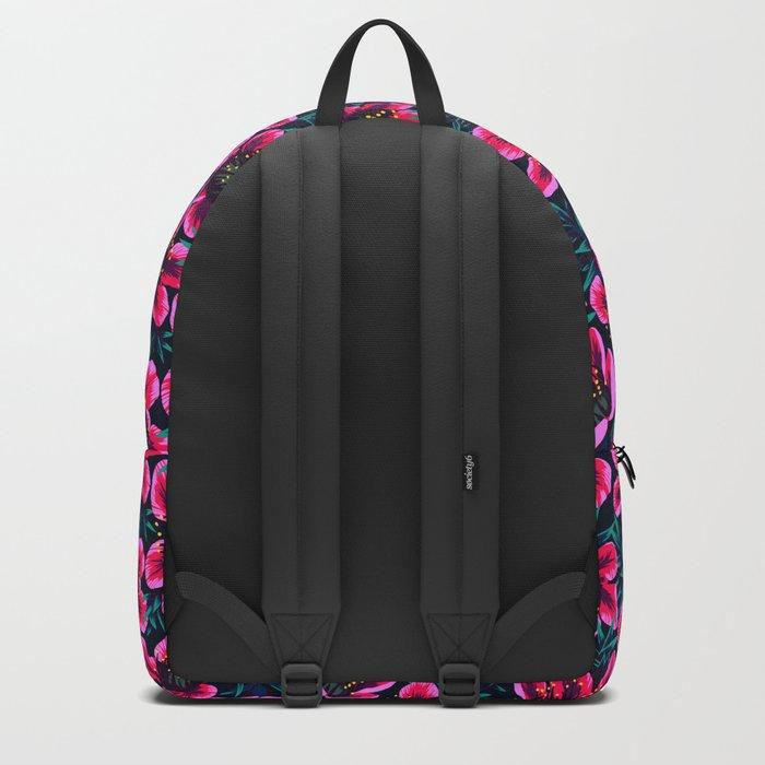 Manuka Floral Print Backpack
