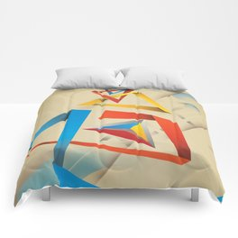 Abstractionist – Pyramids Comforters
