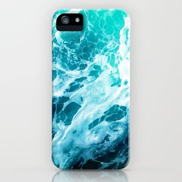 Out there in the Ocean iPhone Case