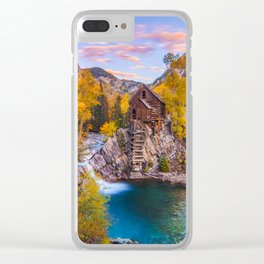 Crystal Mill Clear iPhone Case
