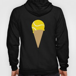 Tennis Ice Cream Hoody
