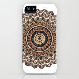 Persian Mandala iPhone Case