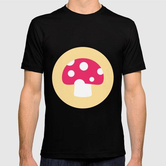 #55 Mushroom T-shirt
