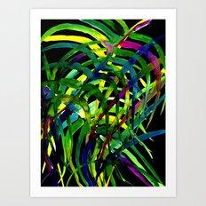 Jungle Boogie Art Print