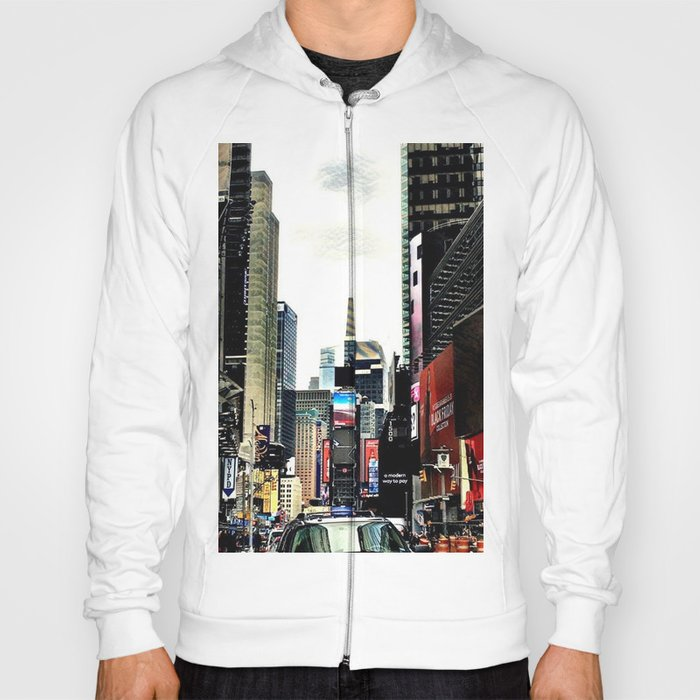Downtown New York City Hoody