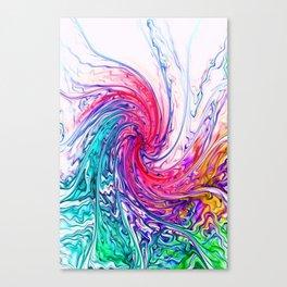 True Colours Canvas Print