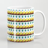 lucy Mugs featuring Lucy by Priscila Kurata