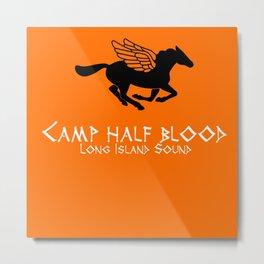 Camp halfblood Metal Print