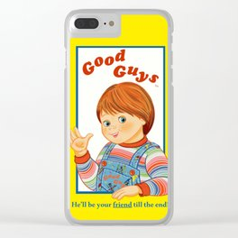 Good Guys / Child's Play / Chucky Clear iPhone Case