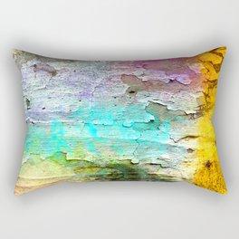 Peeling Paint #2 Rectangular Pillow