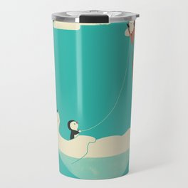 Parasailing Travel Mug