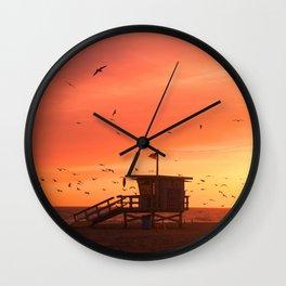 Zuma Tower Wall Clock