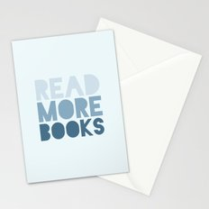 Read More Books Stationery Cards