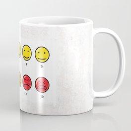 Baymax Pain Coffee Mug