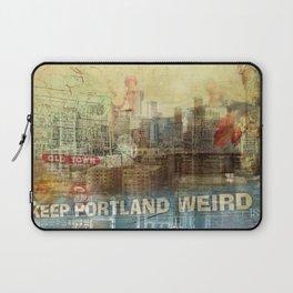 Portlandia Laptop Sleeve
