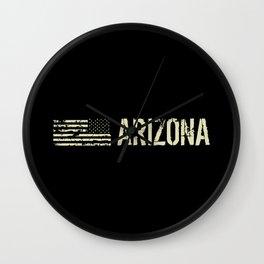 Black Flag: Arizona Wall Clock