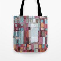 budapest Tote Bags featuring Budapest by constanza briceno