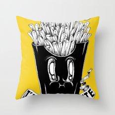EAT ME! Throw Pillow