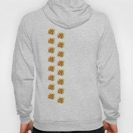 Atom Flowers #38 Hoody