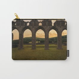 Arches of Llanthony Priory Carry-All Pouch