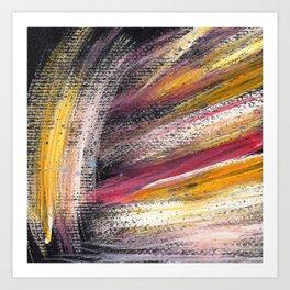 Cosmic costellation 4 Art Print