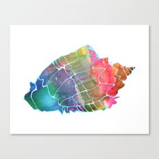 Seashell #2 Canvas Print