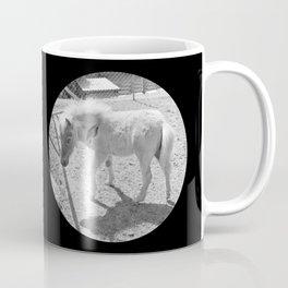 Cute young miniature horse Coffee Mug