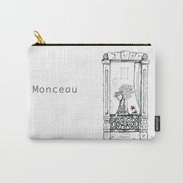 A Few Parisians: Monceau by David Cessac Carry-All Pouch