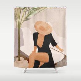 That Summer Feeling I Shower Curtain