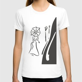 Afternoon Stroll T-shirt