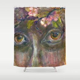 Entwife Shower Curtain